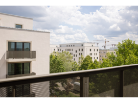 Musterausblick Balkon